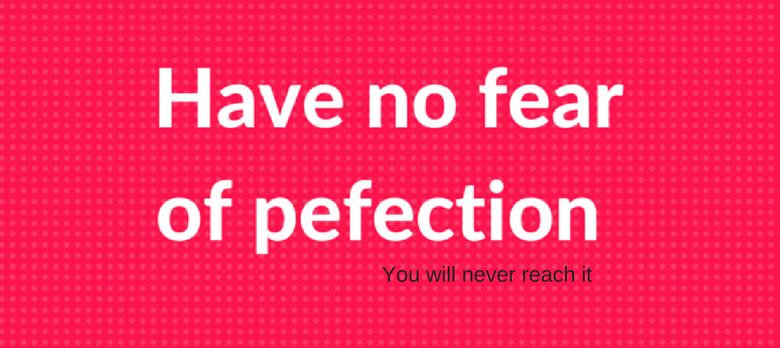 De 10 tips voor perfectionisten