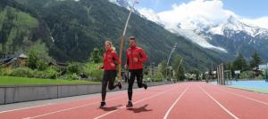Video Marathon du Mont Blanc: Met RI naar Chamonix