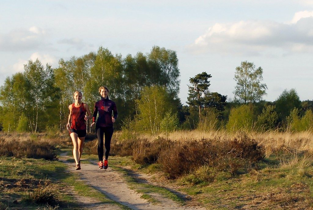 AH en Sanne in Lornah Sports: Review nieuwe collectie 2017