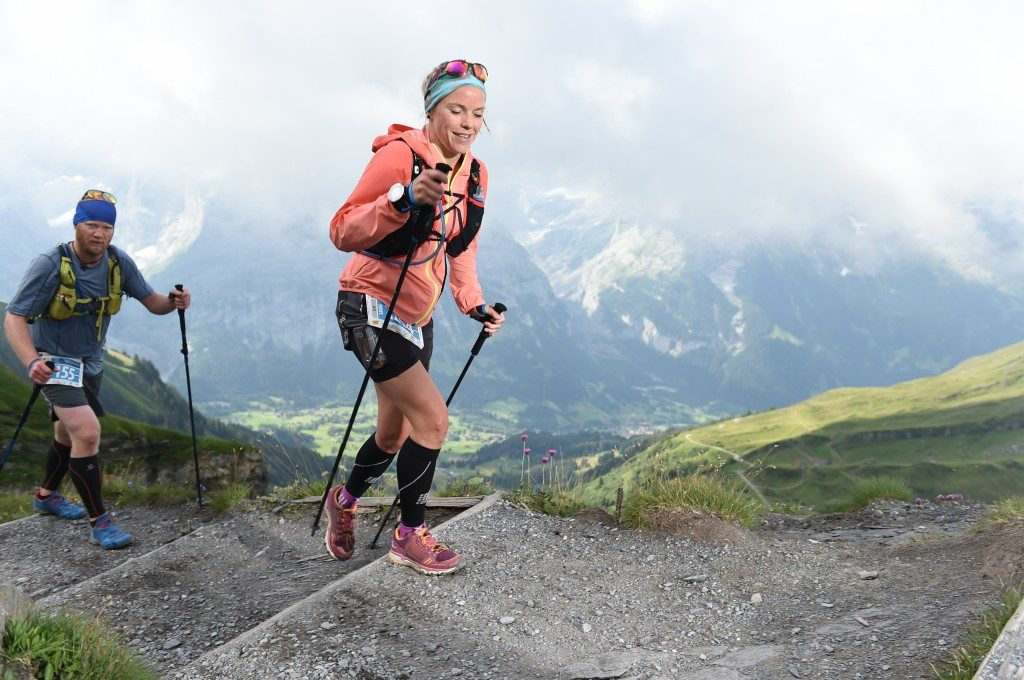 Race verslag: Eiger Ultra Trail
