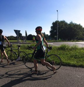 Raceverslag: 1/8 Triathlon Stroombroek 2017