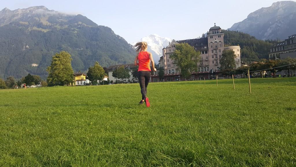 De mooiste marathon ter wereld: raceverslag Jungfrau marathon