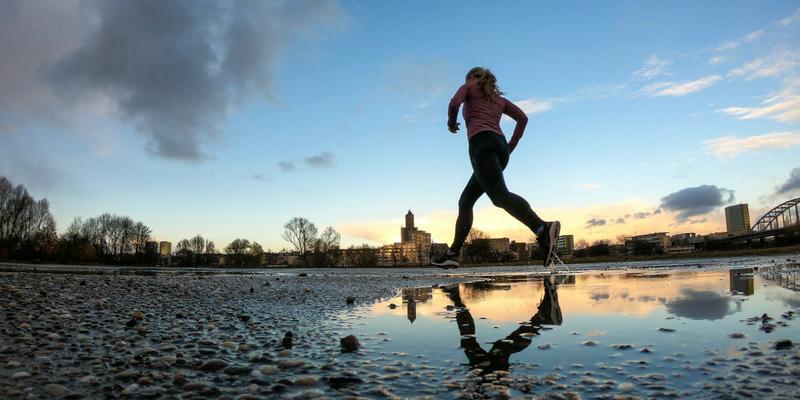 Een halve marathon in 2018? Wij helpen je naar de finish!