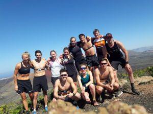 Train like a pro?! Trainingskamp Lanzarote!
