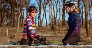 """""""Work less adventure more!!"""" Wintertraining op de fiets!"""