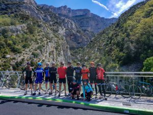Triathlon Trainingskamp: Beyond Hell / Above Heaven!