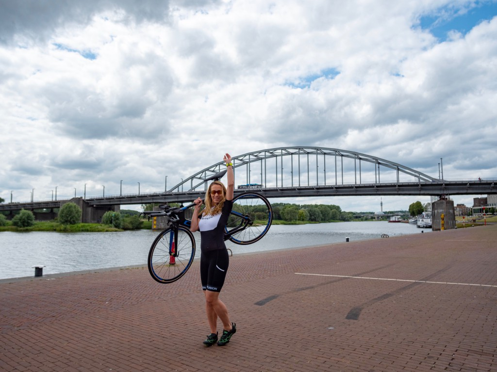 Ode aan de vrouwen (op de) fiets!