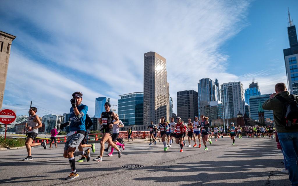 Chicago Marathon 2019: raceverslag