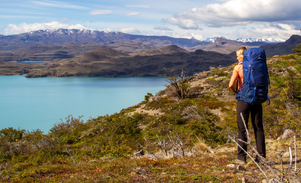 Hike your heart out in Torres del Paine
