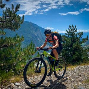 Mountainbiken in de Alpen: de voorbereiding.